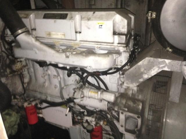 355 KW Detroit Diesel Generator Model 350DSE