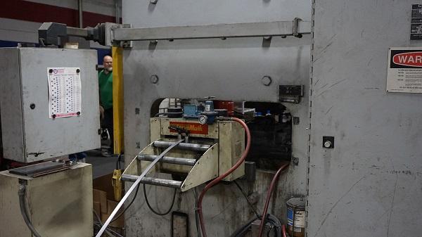 400 Ton Pacific Hydraulic Press