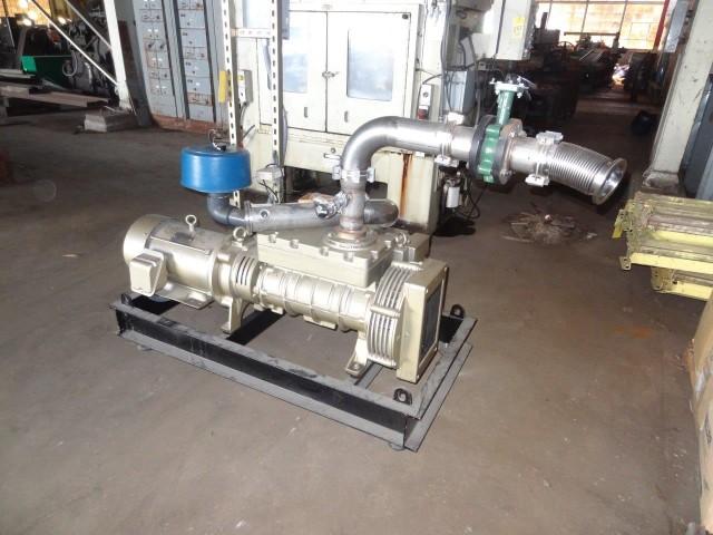 Dekker Duravane Vacuum Pump Model RVL 300HH-03