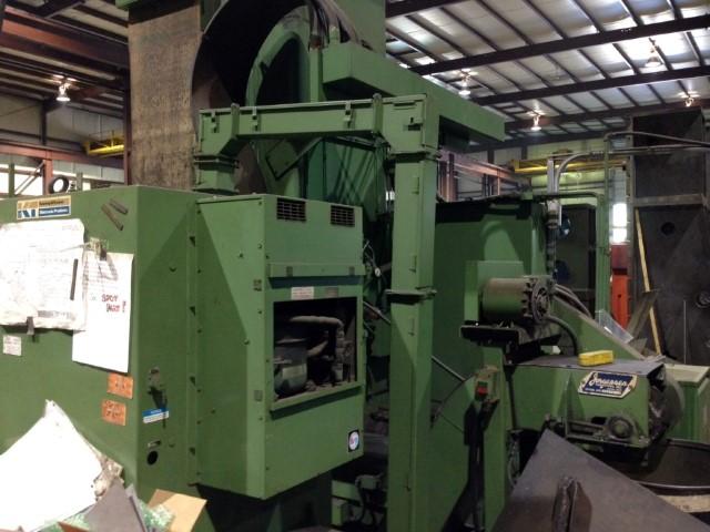 "3"" Kearney & Trecker CNC Horizontal Boring Mill"