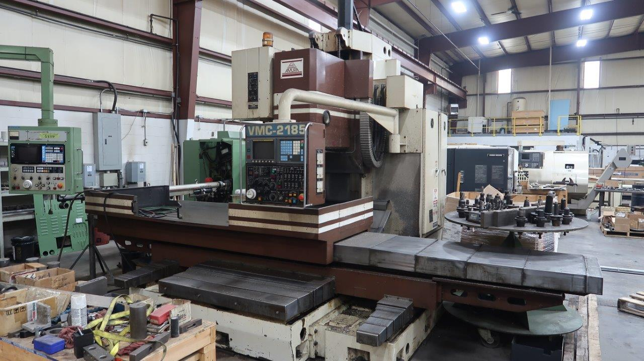 Amura Vertical Machining Center, Model: VMC-2185