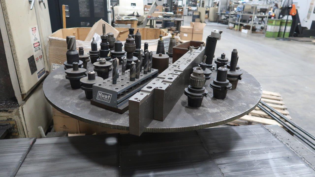 Amura Vertical Machining Center, Model: VMC-2185