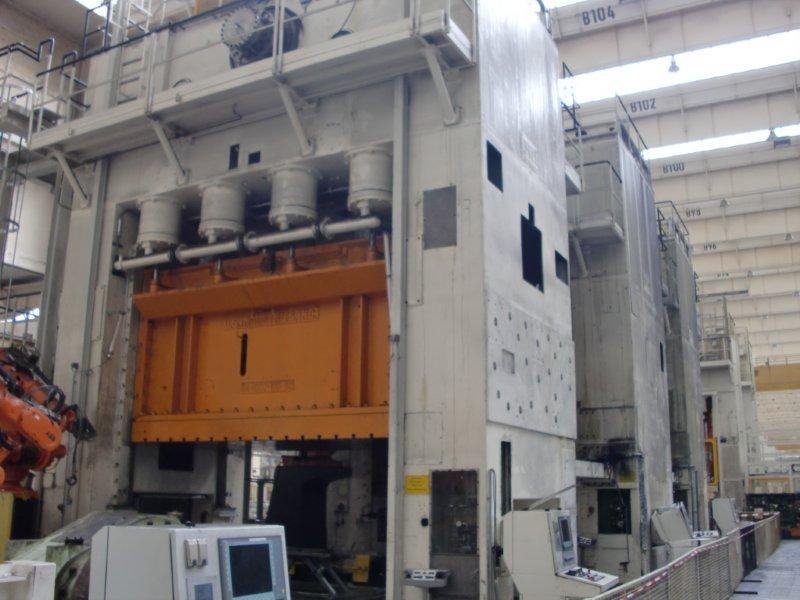 1500-Ton Clearing S4-1500-180-90