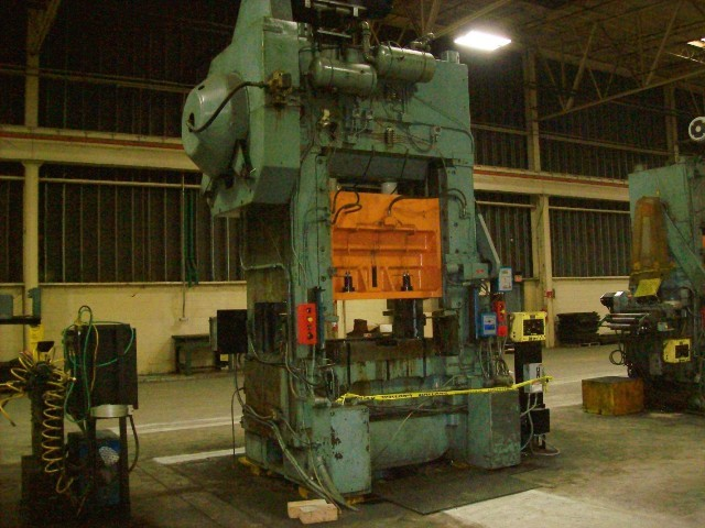400 Ton Bliss High Speed Straight Side Press