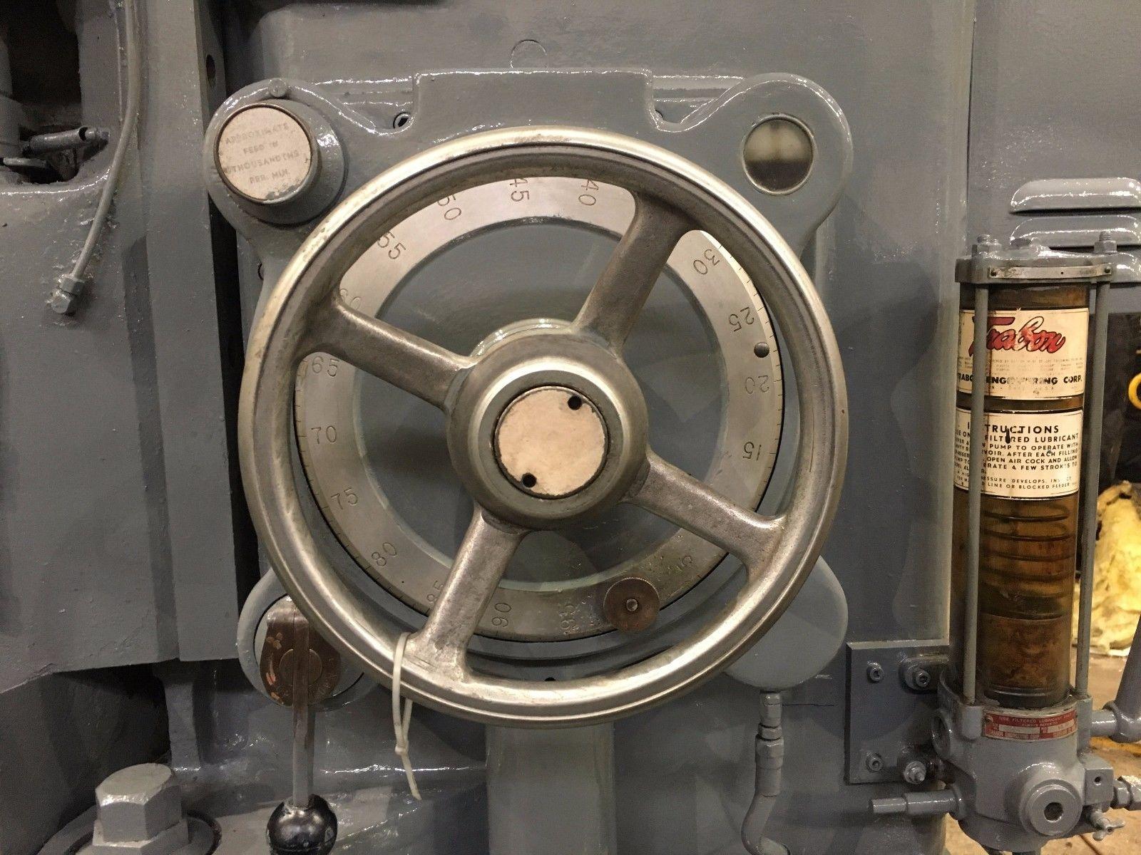 Blanchard Model 20 Rotary Surface Grinder