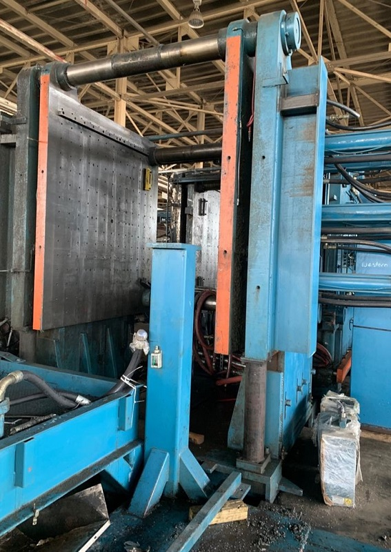 2000 Sterling Hydraulic Clamp