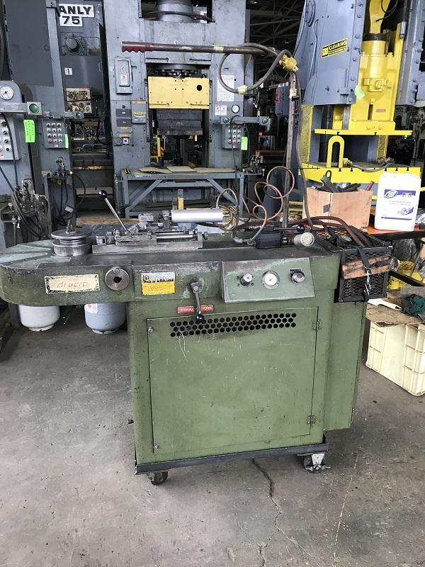 DiAcro #6, Hydra Power Bending Machine