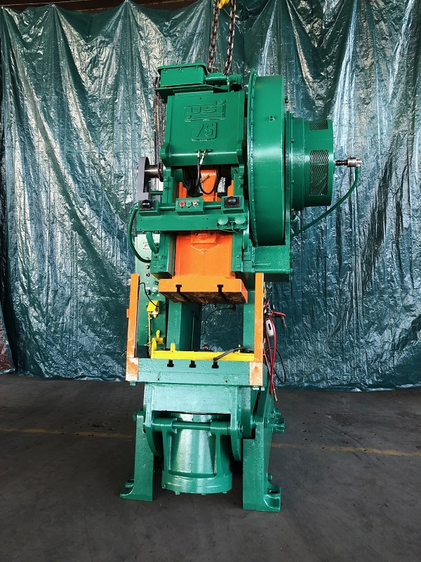 75 Ton Clearing OBI Press