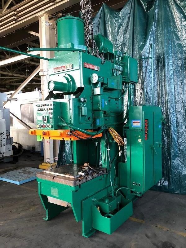 Niagara 60 Ton #E-60 OBI Press
