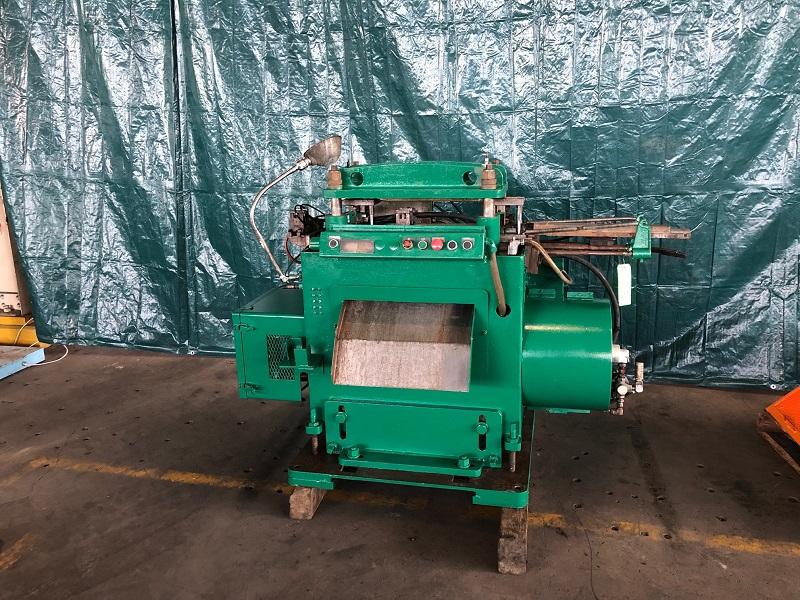 18 Ton Tishken Cut Off Press