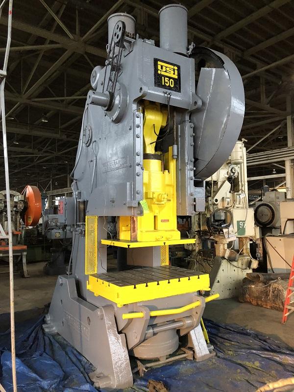 150 Ton USI OBI Clearing