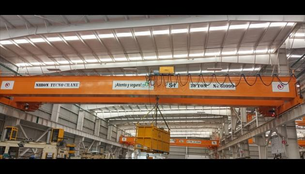 "25 Ton x 78 Span NTC ""D Class"" Overhead Crane (2016)'"