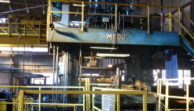 "72"" Wean Danielli / MECO Push Pull Pickle Line with Temper Mill"