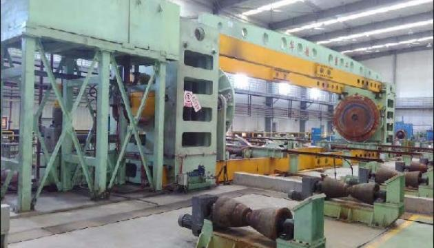 """100"""" (2540mm) x 25.4mm Complete API Spiral Pipe Plant NEW 2016"""