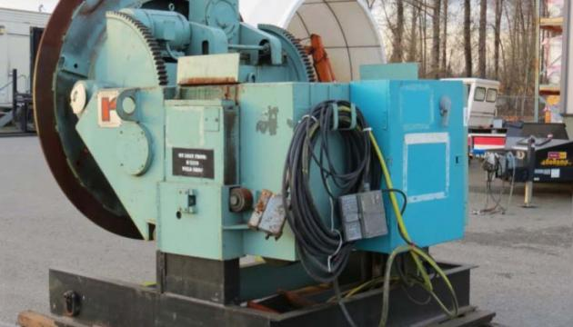 10,000# Ransome Welding Positioner