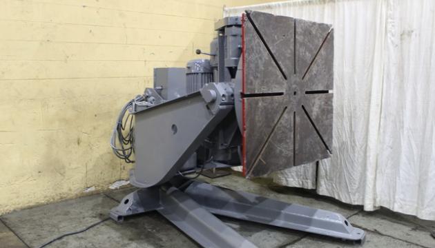 10,000# P&H Welding Positioner
