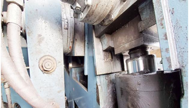 "10' x 1.75"" Durma Hydraulic CNC Plate Bending Rolls"