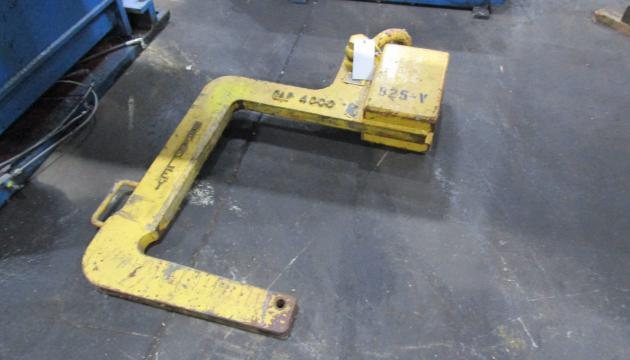 4,000# Bradley C-Hook with Stand