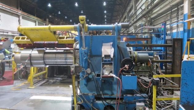 "72"" x .135"" x 50,000# Octagon/Pro Eco Loop Slitting Line"