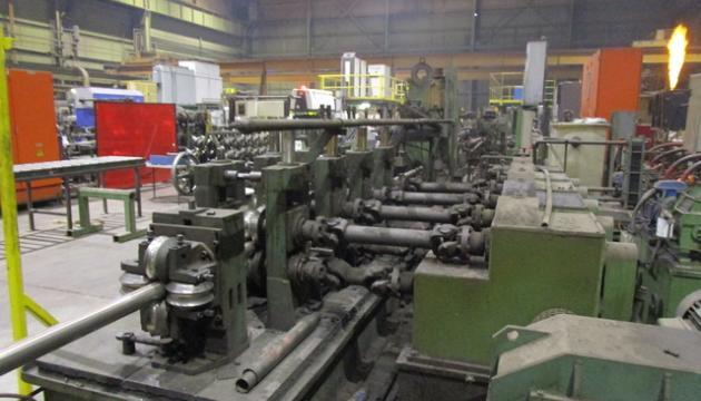 "4.50"" (114mm) x .120"" (3mm) MCBI Pipe Mill"