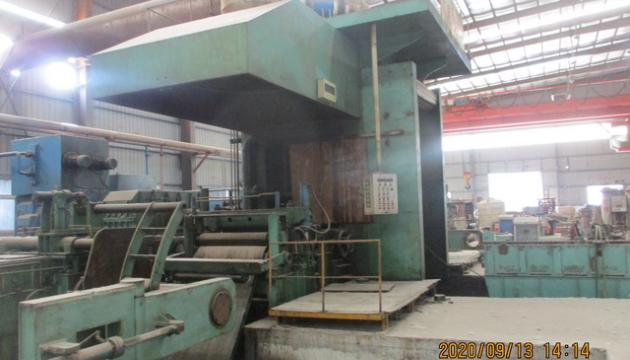"""45"""" (1150mm) 6-HI Reversible Cold Rolling Mill"""