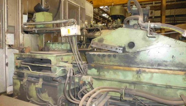 """18"""" (480mm) x 8mm Voest Alpine Shear End Welder"""
