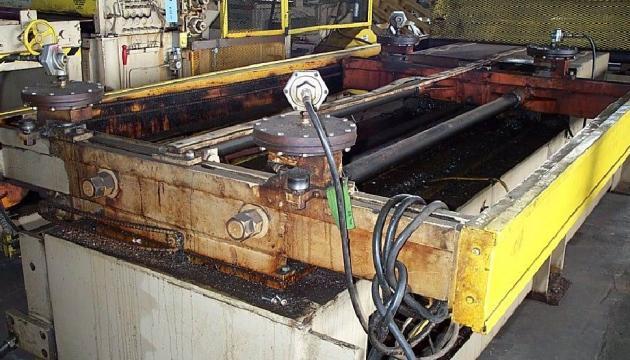 """48"""" x 72"""" American Steel Line Air Feeder"""