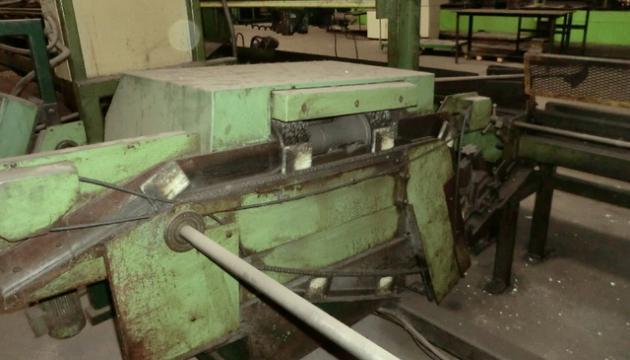 """3"""" Burr Master De-Burring Machine"""