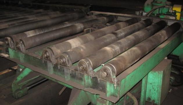 "72"" x 10,000lbs Coil Downlayer & Conveyor"