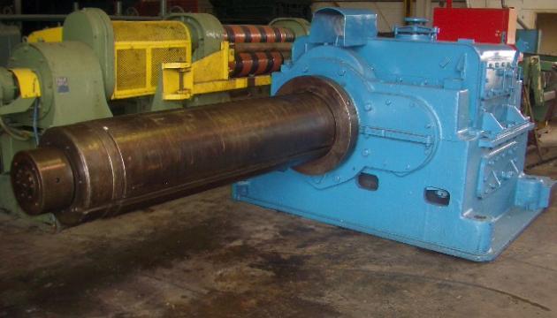 """60"""" x 25 ton Reversing Reels & New Mill Ind. Mandrels"""