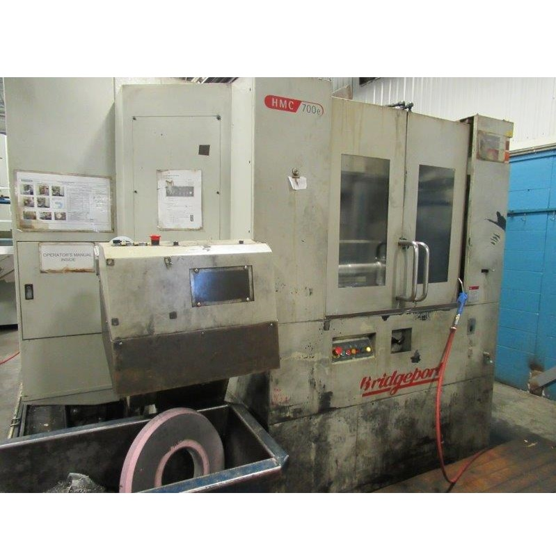 Bridgeport HMC-700E Horizontal Machining Center