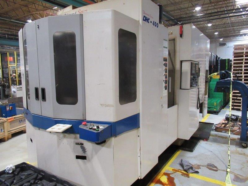 DaewooDHC-400 Horizontal Machining Center