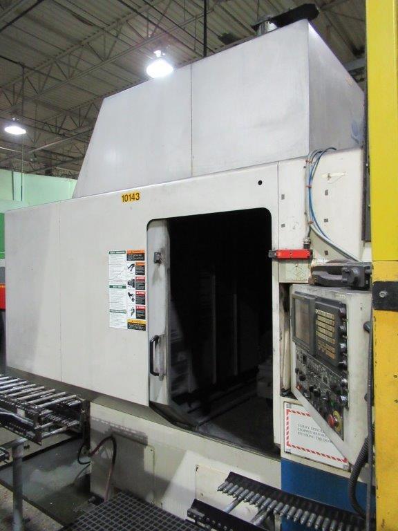 Daewoo DVC-500 Vertical Machining Center