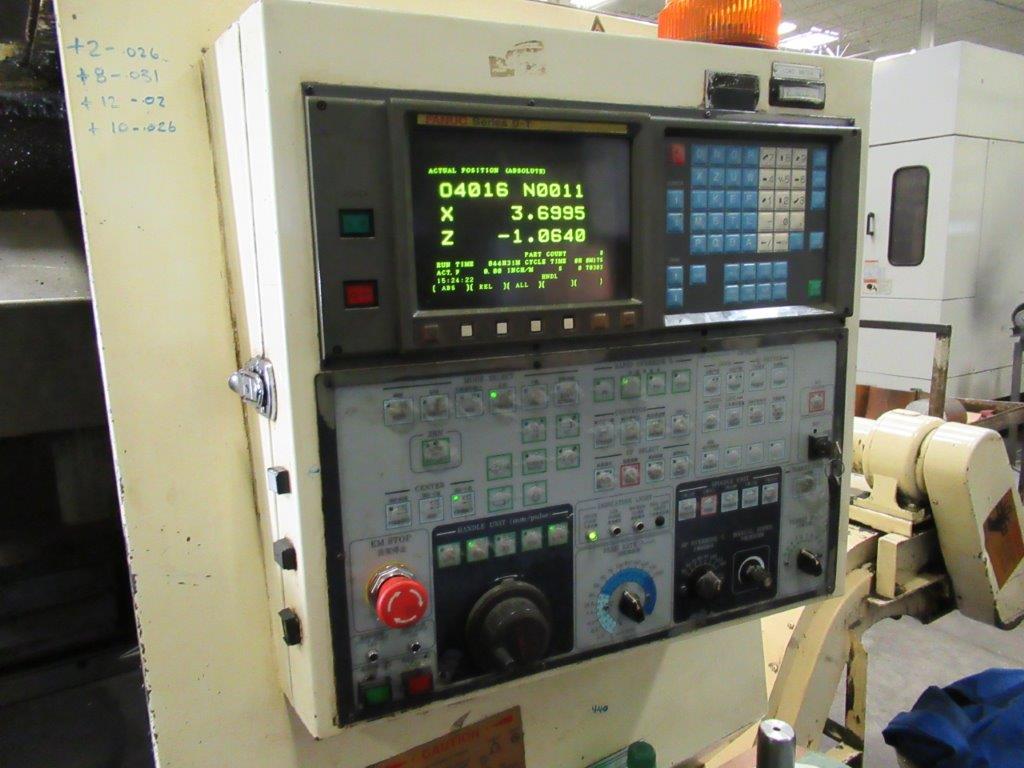 Tongtai Topper TNL 120-TL Turning Center Lathe