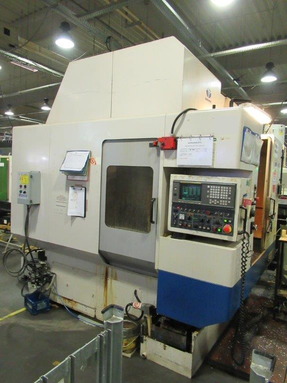 Daewoo DMV-400 Vertical Machining Center