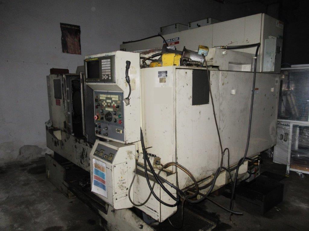 Okuma Howa 2SP-35H Turning Center Lathe