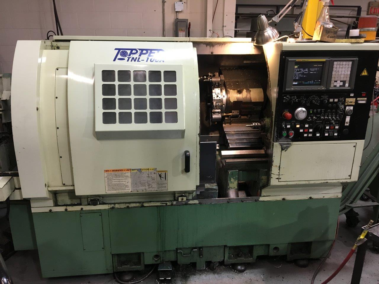 Topper TNL-100A Turning Center