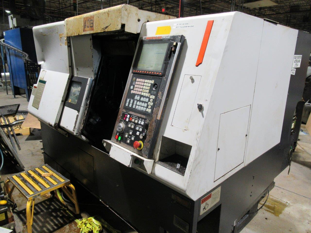 Mazak QTN-200 Turning Center