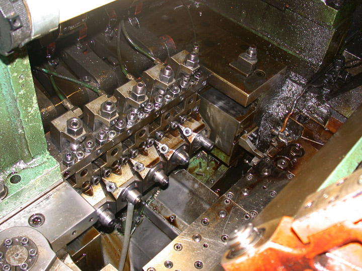 8mm Moroni Transfer Header Model MB/765