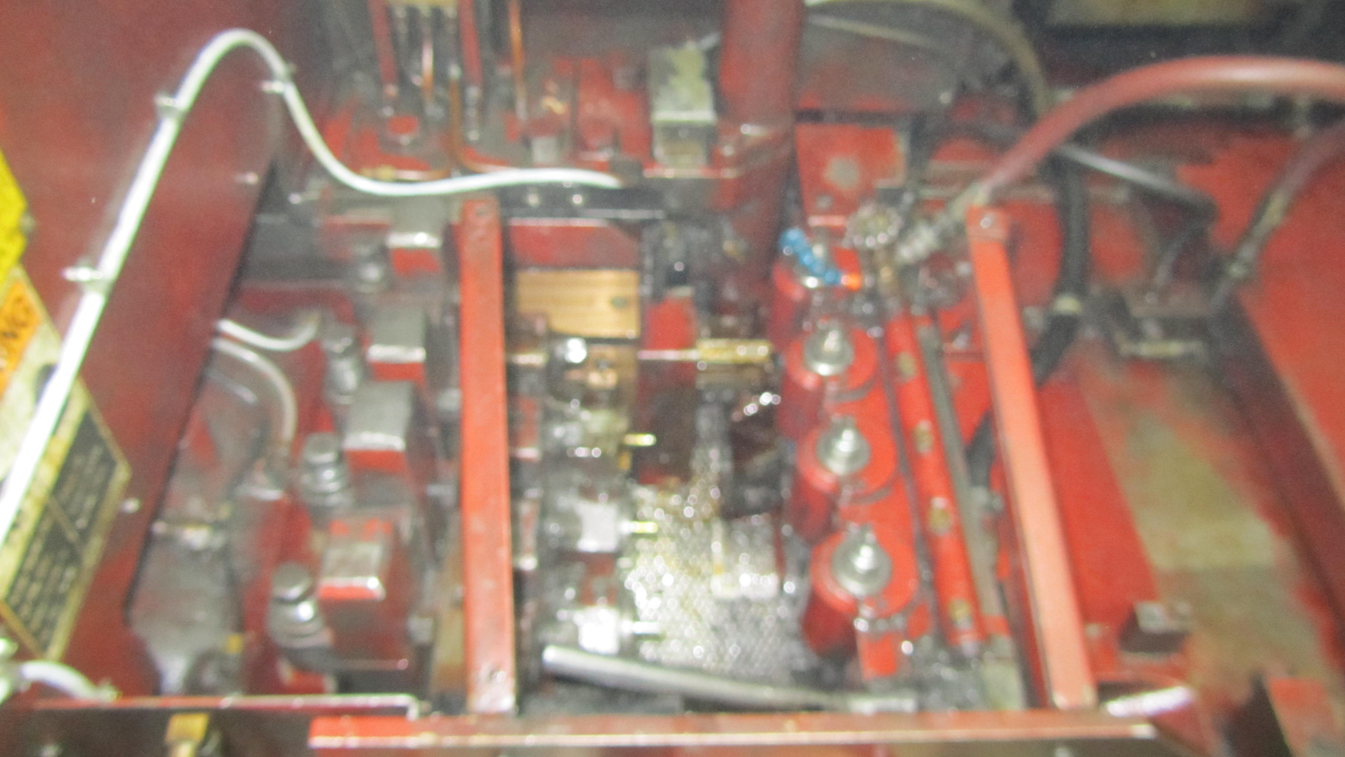 """1/2"""" National Model 124 Four Die High Speed Cold Nut Former"""