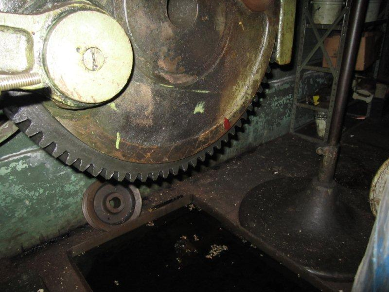"1/2"" Waterbury Farrel Model #30 Mid Frame Horizontal Hand Feed Flat Die Thread Roller"