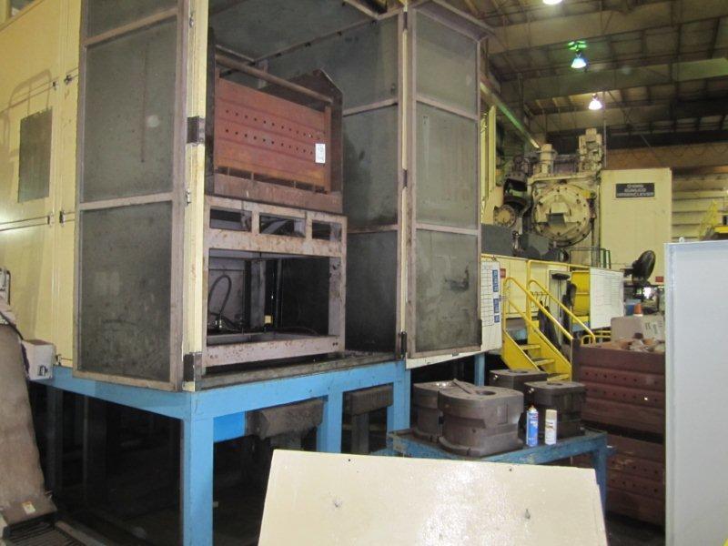 SMS-Eumoco-Hasenclever Model SP250 Forging Press