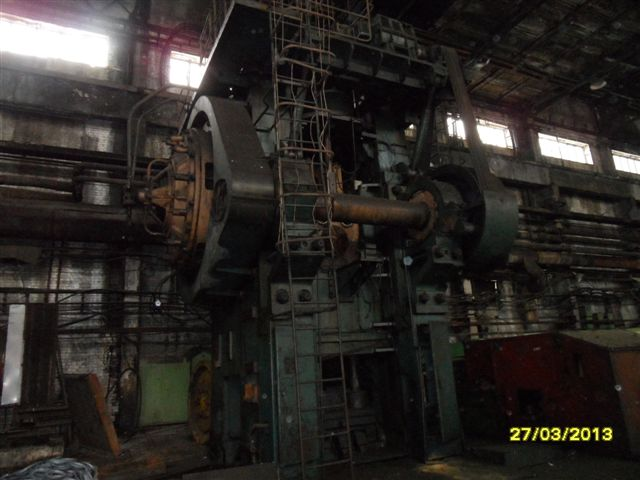Voronezh Hot Forging Press KB8046 4000T