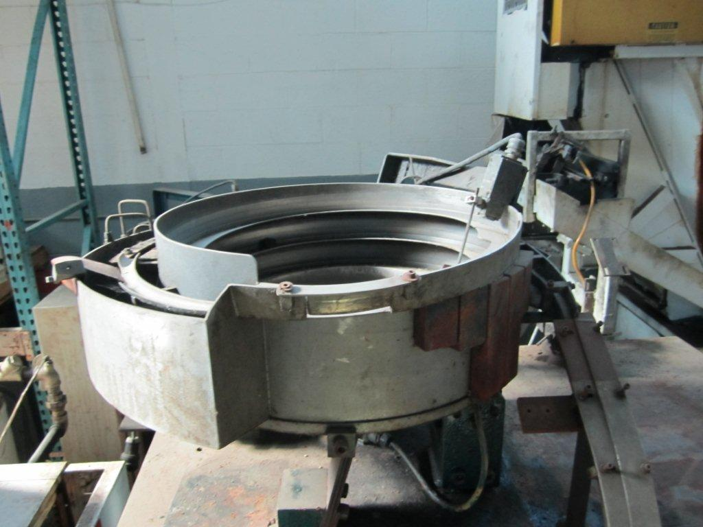 Nutap Model MAS-20 Two Spindle Nut Tapper