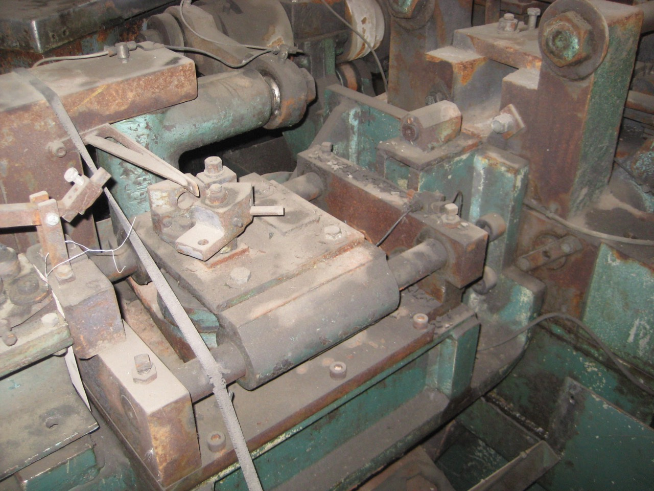 "5/32"" Glader Model C35 Nail Header"