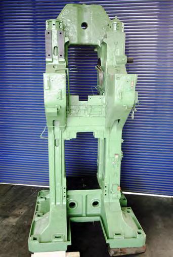 1600 Ton Eumuco Model SP 160-C Forging Press