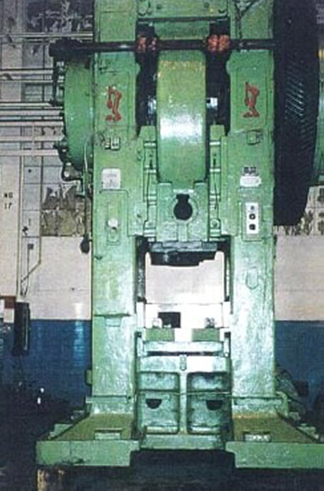 1600 Ton Eumuco Model SP160 C Forging Press