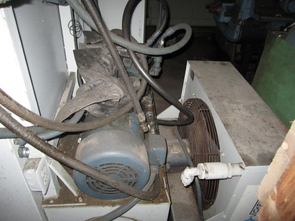 Linn 2 Spindle Bolt Chamfering Machine