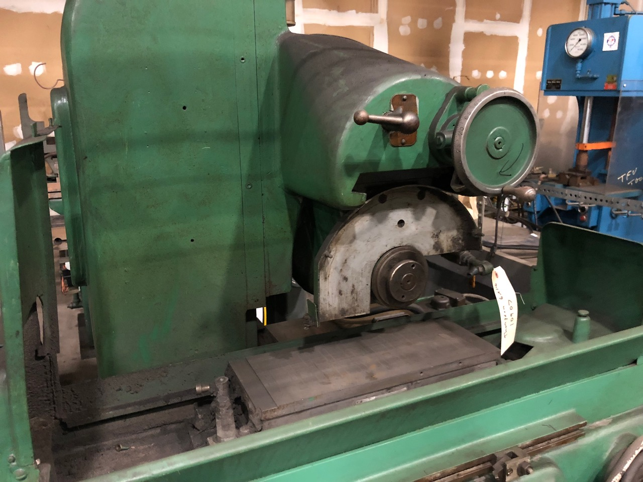 Thompson Manufacturing 6 x 16 Surface Grinder