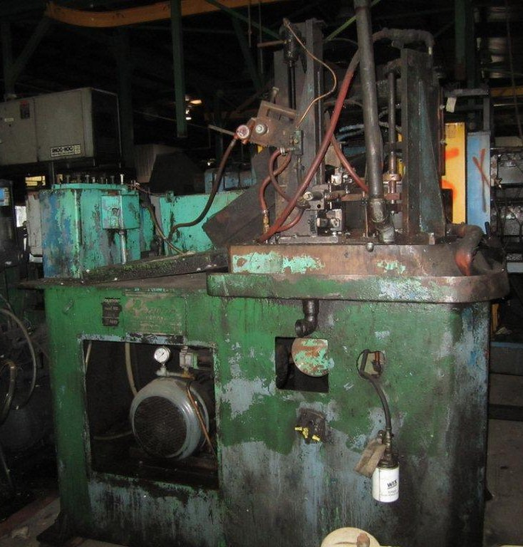 Prutton Model 400-AS Planetary Die Thread Roller